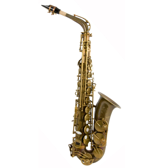 Signature Custom Alto RAW